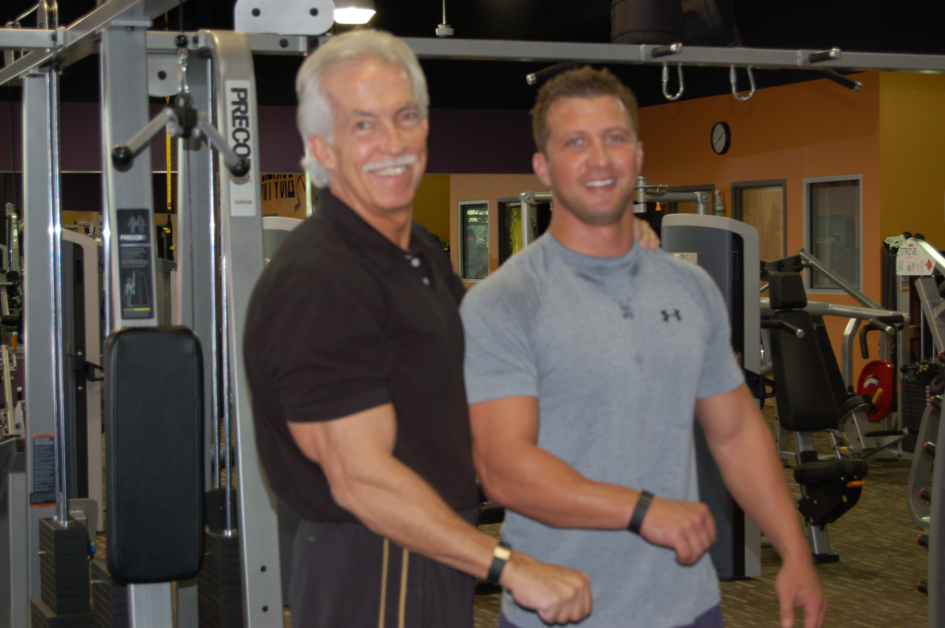 Doug Beams Owner Of 2 Anytime Fitness Locations In San